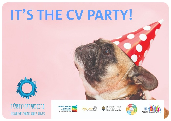 Its the CV party